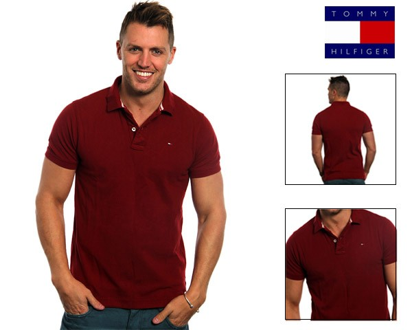 b6b51bcf48de Buy Tommy Hilfiger Polo Shirts Online extremegn.co.uk